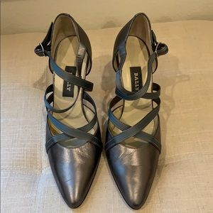 Bally Pumps - Pewter